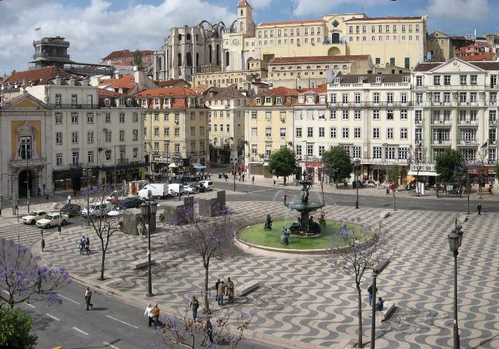 Erst Istanbul, jetzt Lissabon – Trampen die Zweite
