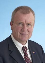 Ruprecht Polenz (CDU) referierte über den Konfliktherd im Nahen Osten.