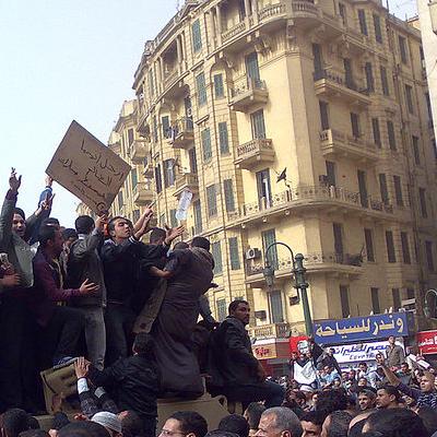Syrien, Ägypten… – über die Zukunft in Nahost