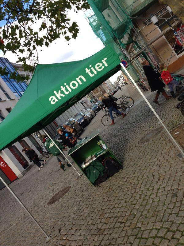 """Aktion-Tier"" im Kampf gegen ""Aktion-Bier"""
