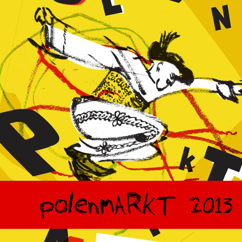 Polnisches Flair in den Straßen