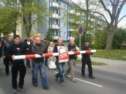 NPD-Aufmarsch in Friedland: Gegenprotest organisiert sich