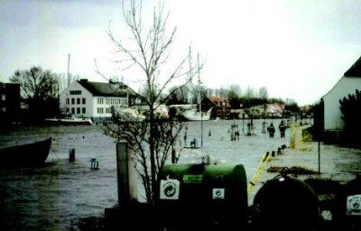 Sturmflut vor Greifswald – und wer wäre schuld daran?