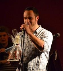 Slamer Max Golenz zu Gast bei radio 98eins