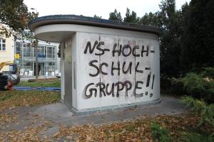 NS Hochschulgruppe – wer ist das?