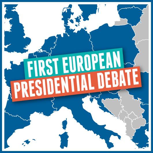 webMoritz bringt alle EU-Spitzenkandidaten live ins Audimax