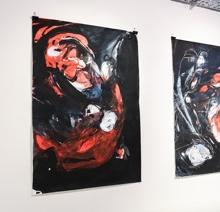 Studentische Kunst – Examensausstellungen 2014