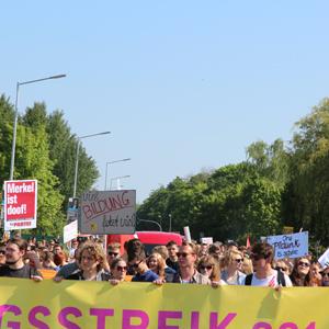 Liveticker zum #uniretten