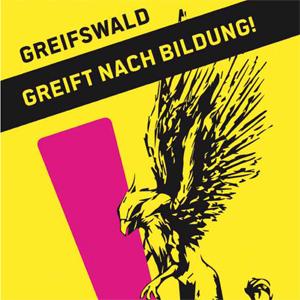 """Greifswald greift nach Bildung"" – Bildungsstreik am 20. Mai"