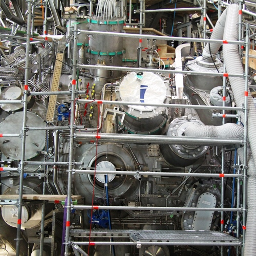 Wendelstein 7-X geht in Betriebsvorbereitung