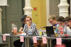 Möchte AStA-Vorsitzende werden: Therése Altenburg.