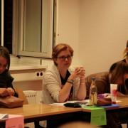 Therése Altenburg erklärt, warum der AStA einen Technikbeauftragten braucht.