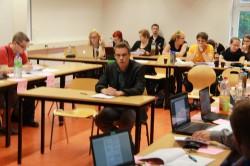 Alexander Wawerek stellt sich für die Hochschulpolitik vor.
