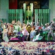 """""""Der Zauberer von Oz"""", Musical von Harold Arlen und E. Y. Harburg, nach dem Roman von Lyman Frank Baum"""