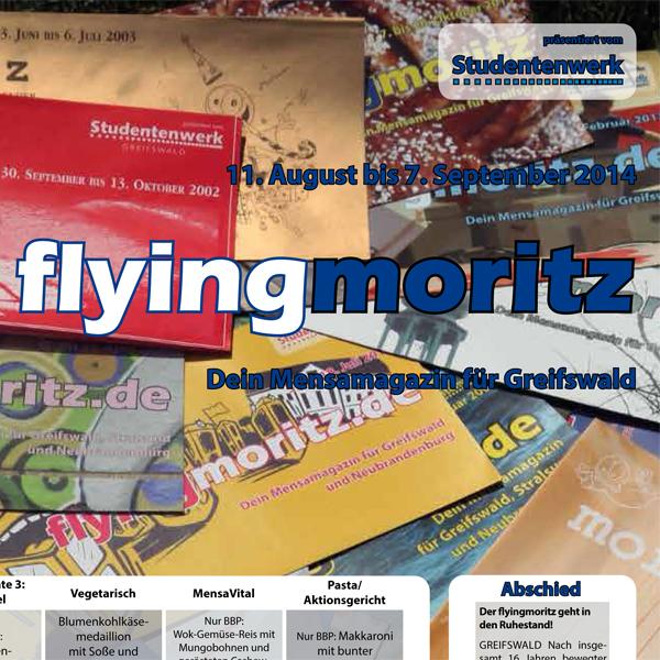 Der flyingmoritz geht in den Ruhestand