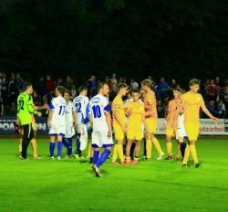 Hansa Rostock besiegt Greifswald im Landespokal