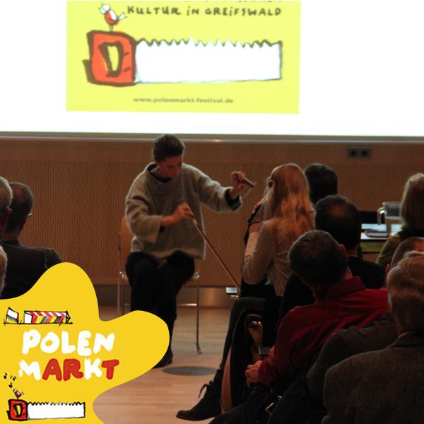 Musisch – literatisch – festlich: Die Eröffnung des polenmARkTes