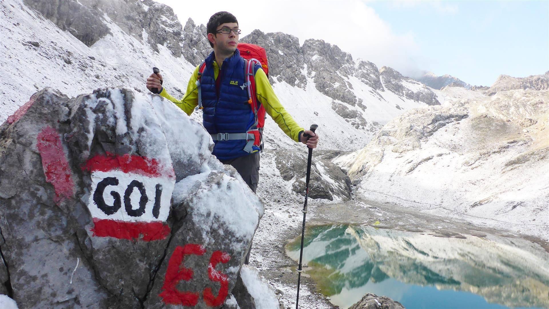 Zu Fuß über die Alpen – Vortrag über Alpenwanderung