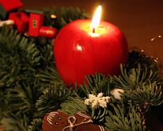 8. Dezember – Kuschelkissen mit Tasche