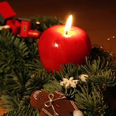 2. Dezember – Raum für Notizen bunt verziert