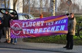 Für mehr Toleranz – Mahnwache gegen AfD-Landesparteitag