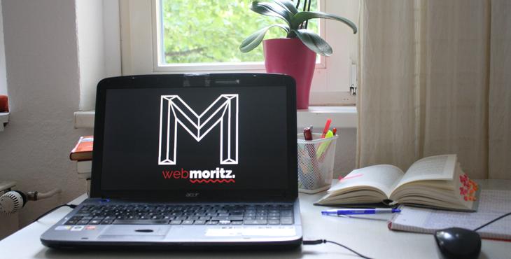 webmoritz. in neuem Gewand
