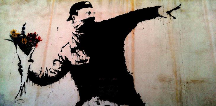 Gegen die Wand – Eindrücke aus einem Krisengebiet 4