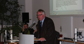 Axel Hochschild ist überzeugt, dass die Stadt schon etwas für den Wohnungsbau tut.