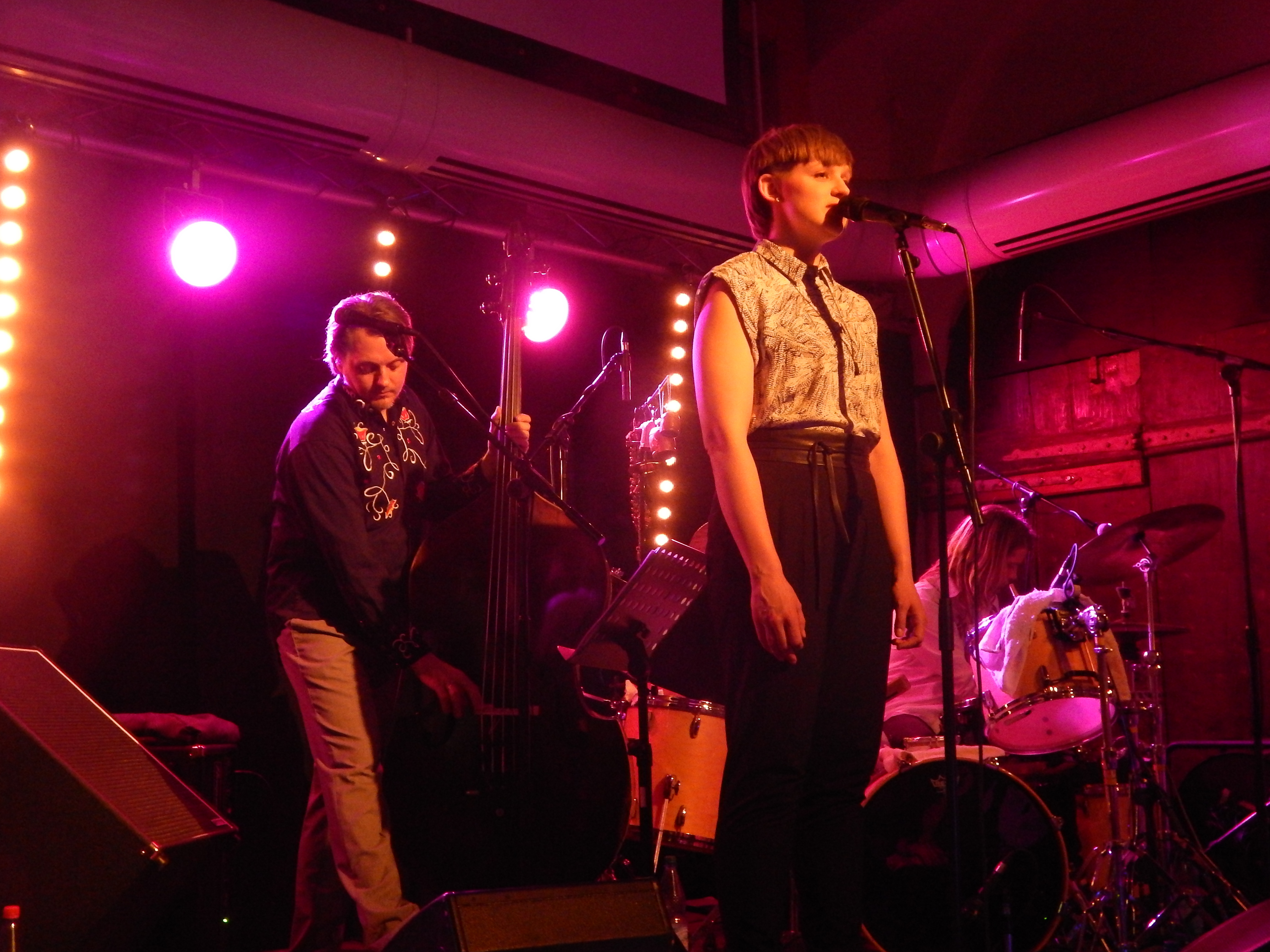 Jazz trifft Romantik – In the Country und Frida Ånnevik im St. Spiritus