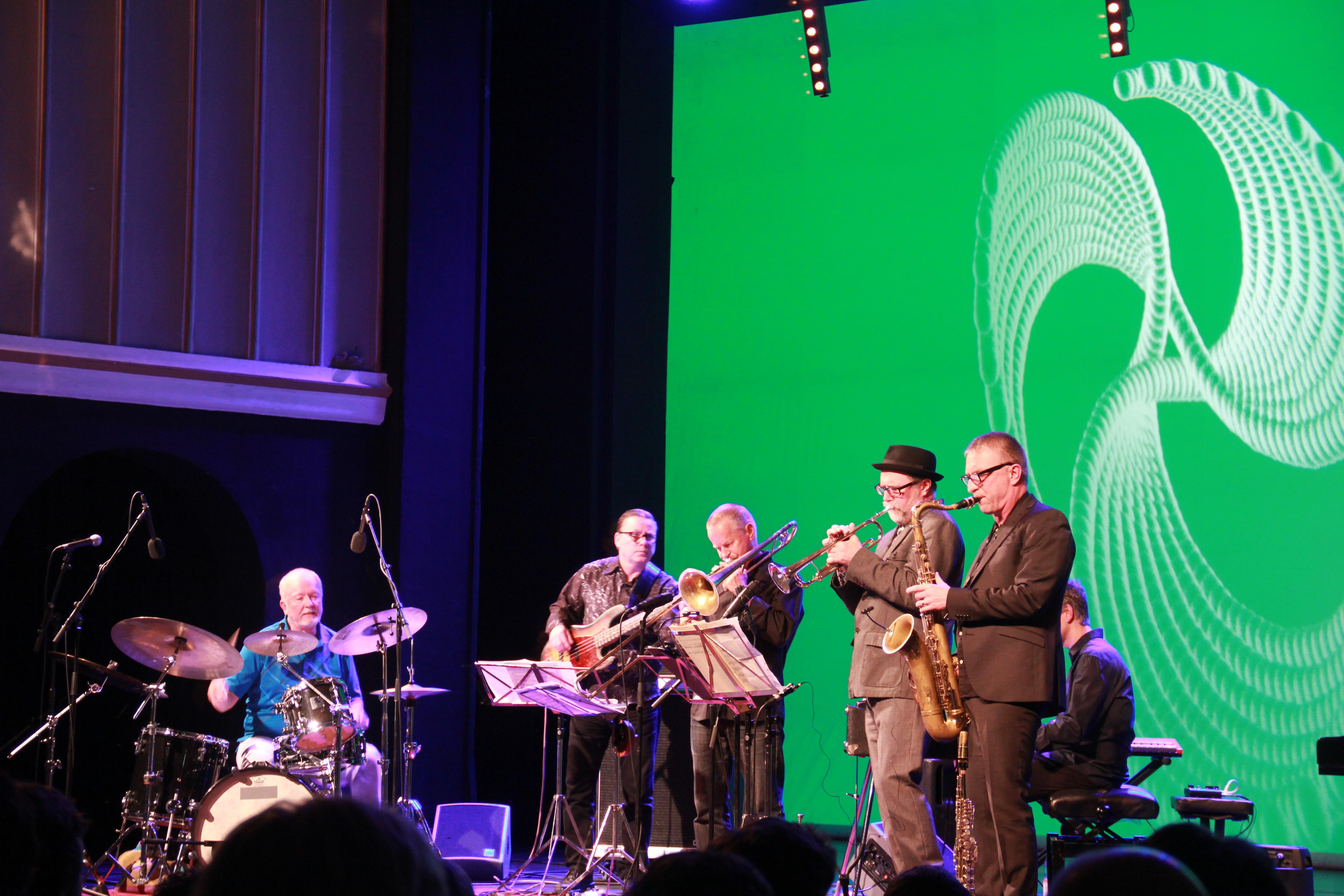 Jazz-Night voller Energie