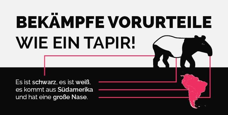 Tapir-Tumult – Kommentare aus der Studierendenschaft