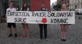 Es geht um Solidarität – Suruc ist überall