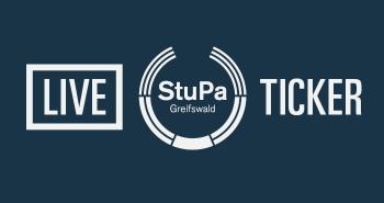 StuPa-Liveticker: 1. außerordentliche Sitzung