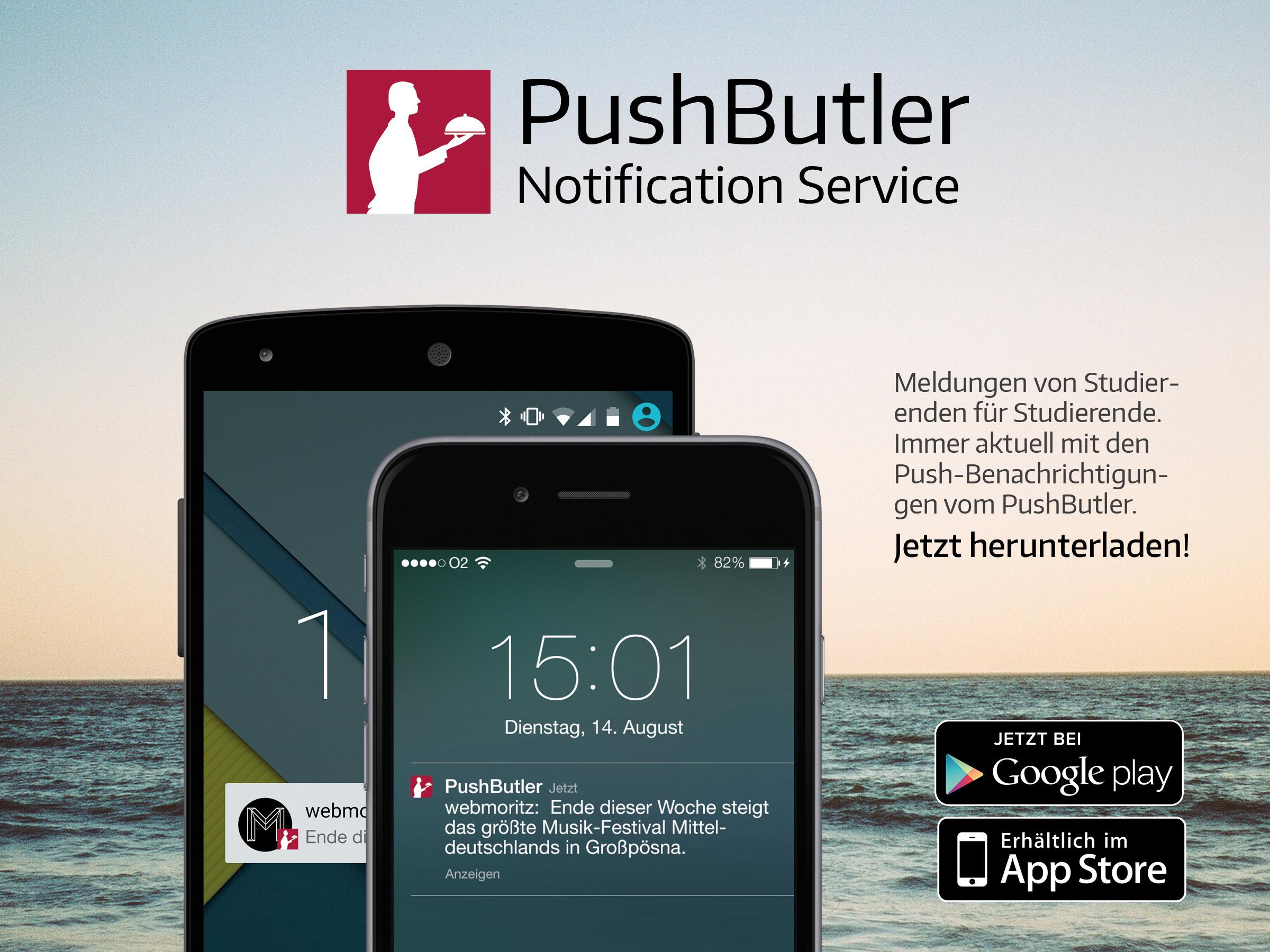 Ladet euch diese App auf euer Smartphone und aboniert webmoritz.! Sobald es einen neuen Artikel gibt, bekommt ihr eine Pushnachricht, nie mehr einen Artikel verpassen!