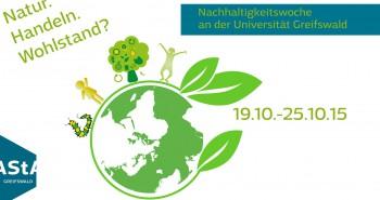 Nachhaltigkeitswoche 2015