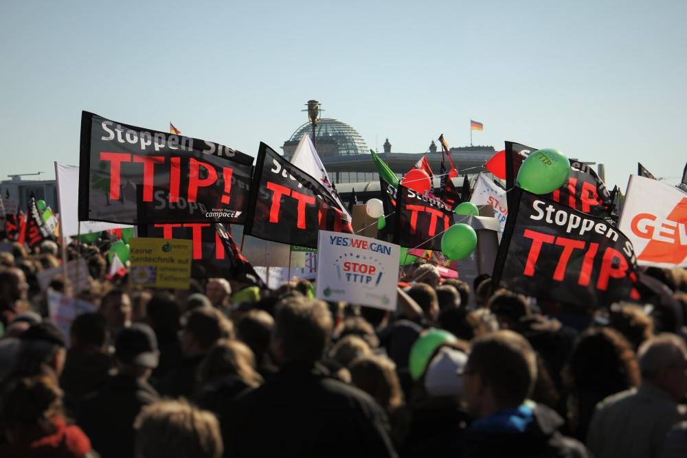1:0 für die TTIP-Gegner – Nach der Anti-TTIP-Demo in Berlin