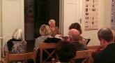 Elmar Faber, Verleger und Weltbürger, zu Gast in Greifswald