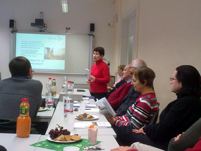 Buchpräsentation an der Slawistik – Spenden kommen krebskranken Kindern zugute