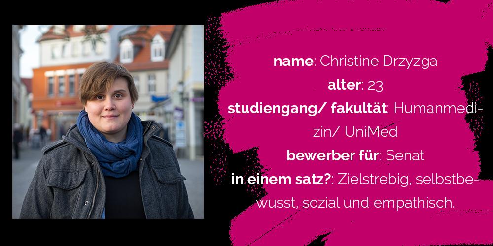 Christine Drzyzga