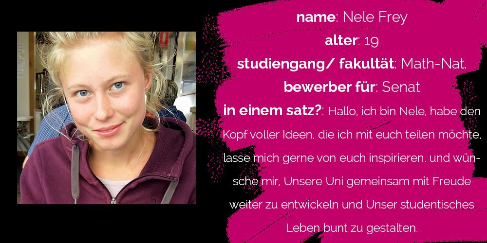 Nele Frey