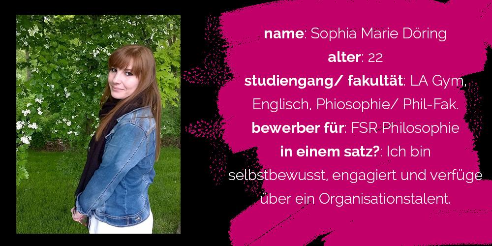 Sophia Marie Döring