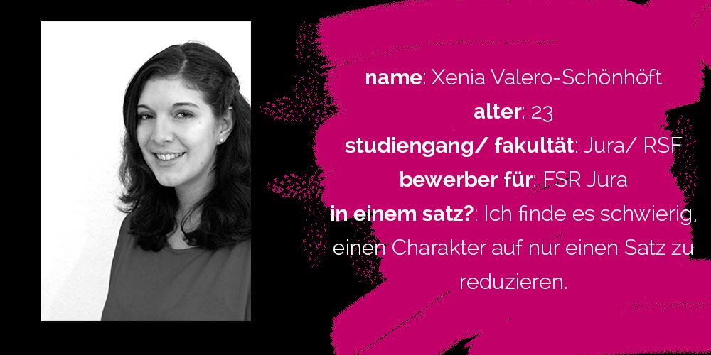Xenia Valero-Schönhöft