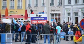 """Wahlkampfauftakt der AfD in MV: """"Keine Massenzuwanderung!"""""""