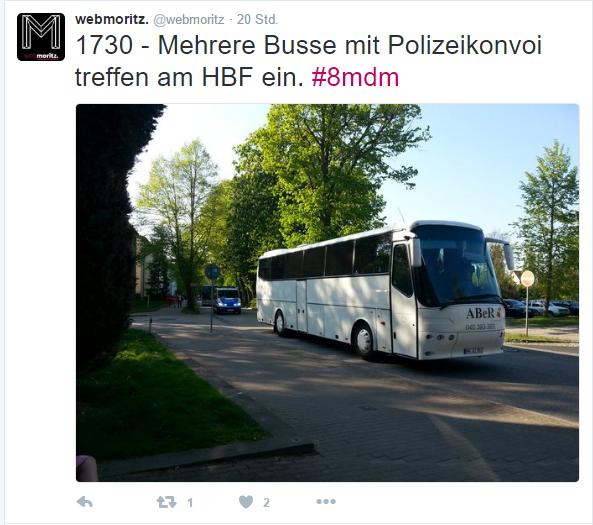 Bussetreffenein