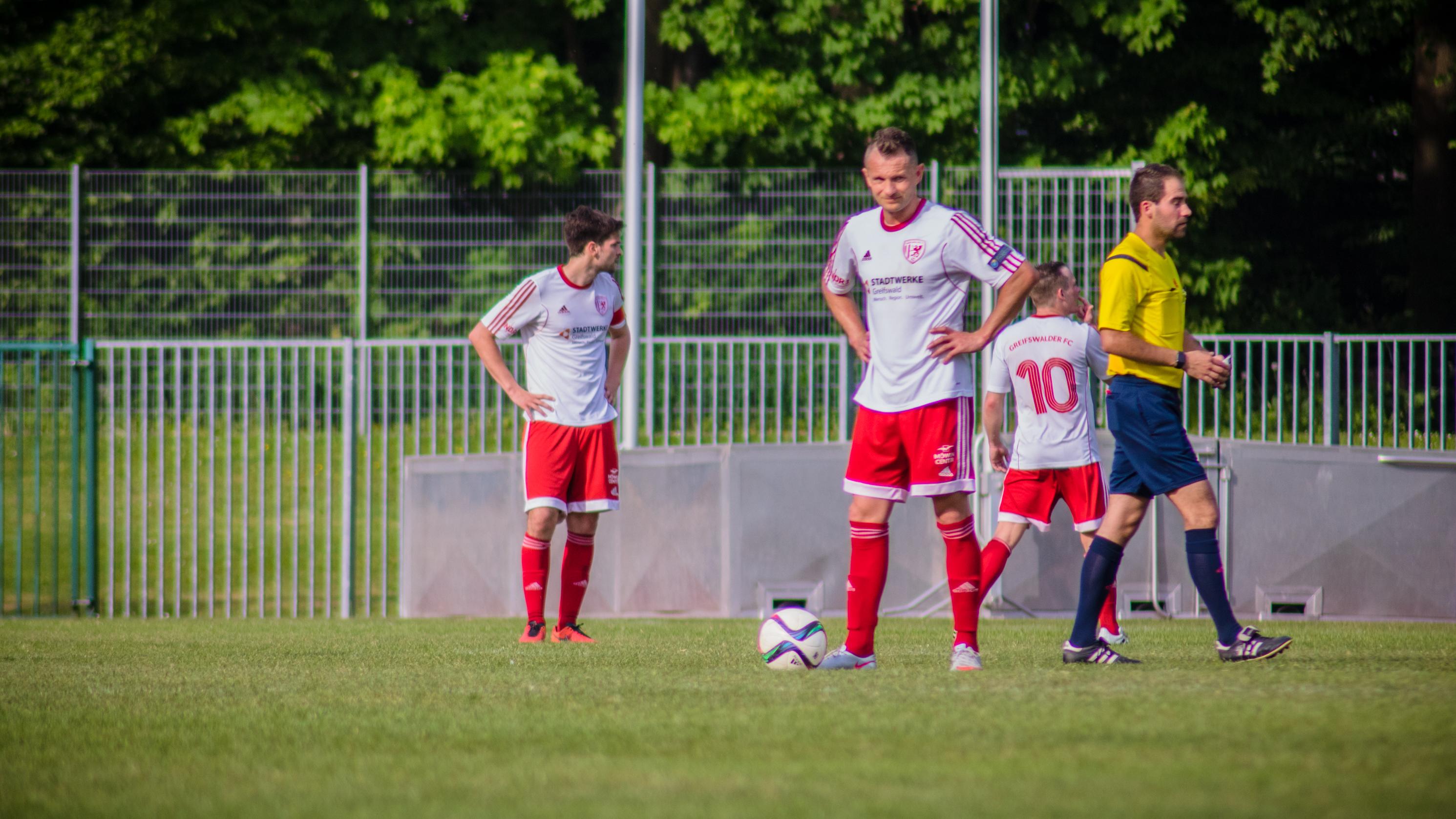 Greifswalder FC verliert Spitzenspiel