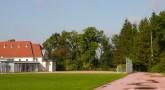 Universitätssportplatz geschlossen