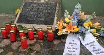 Klaus-Dieter Gerecke – Schon (wieder) vergessen?!