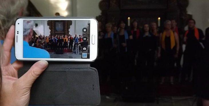 Exotische Klänge aus Griebenow durch Greifswalds Gospel-Chor