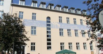 Wohnheim in der Bachstraße eingeweiht