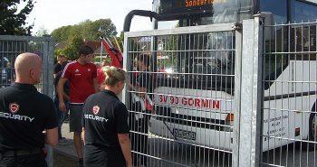 Mit dem Sonderbus nach Pampow!